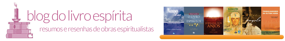 Blog do Livro Espírita